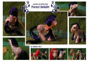 Forest Delight by customlpvalley