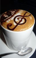Music is the Drink of Life by NaturalBeauty-Photos