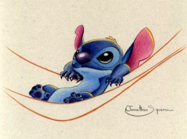 Lazy Stitch by JonathanEdward