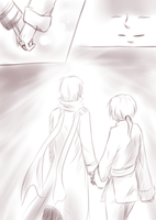 Perhaps If We Hold Hands by Animaple