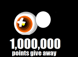 1,000,000 Points Give Away by gladiatorcompany15
