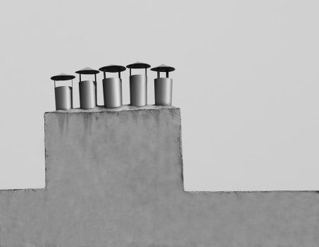 Chimneys by bubastis2