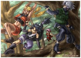 Team7 genderbent-bouncy bouncy by askerian