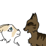 Riversong  and a Random Cat by Wild-Firepaw