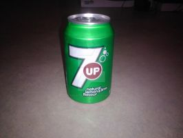 7-up soda can by ProjektGoteborg