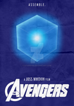 The Avengers (2012) - Minimalist Poster by Stormy94