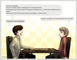 Sherlock: Cluedo by Star-Jem