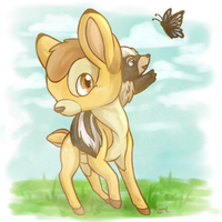 Bambi by superstar789
