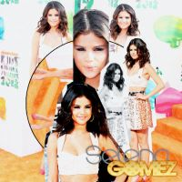 SElena gomez blends 5 by krissslovee