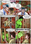 The Incredible Hulk: Red Alert Page 55 by MikeMcelwee