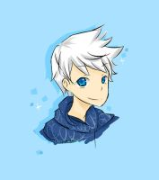 Jack Frost by Cherry-Chickadee