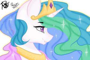 [Open Collab] Princess Celestia by PrincessSnowFreeze