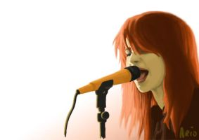 paramore in action by VidieVinieVicie
