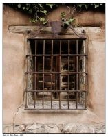 Window, Santa Fe, NM by photodoc2