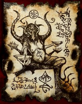 The Rites of Shub Niggurath by MrZarono