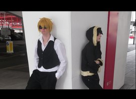Durarara!!: 2 Sides To Every Story by BluePandaCosplay