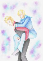 Piggy Backride by Fairy-of-the-valley