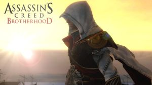 Ezio Auditore Ready To Sail Away by LordHayabusa357