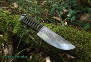 outdoor knife by Veitsen