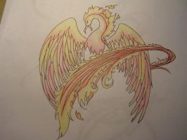Incomplete- phoenix thing by the-ultimate-irony