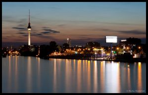 Berlin TV Tower by Haufschild