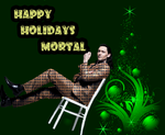 Holiday Loki by ChristaRennerston