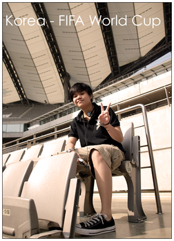 Korea FIFA WORLD CUP STADIUM by cibiboi