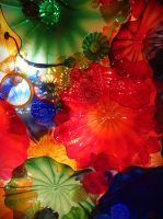 Chihuly Glass Ceiling by evelynrosalia