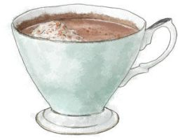 Hot chocolate by torstan