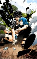 Gray-Sama on rescue by webcat