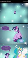 COM - The Final Test (COMIC) by AniRichie-Art