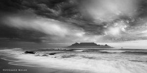 Natures Fury by hougaard