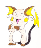 Alraichu little Rascal by SapphireLiz