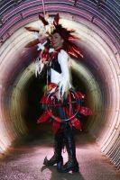 axel time warp by Cosmic-Empress