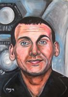 Ninth Doctor by Mazzi294