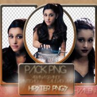 Pack PNG Ariana Grande Popular Song by ValenArianator