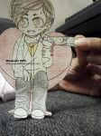 Ukiss Alexander - Paper Child. by wsa109