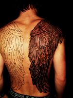 angel wings by ANTHIEWINGS