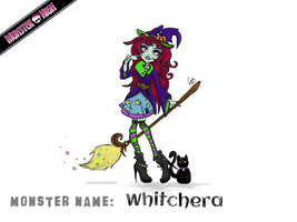 Whitchera MH DA Contest by Cappy-Aura