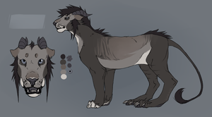 common dergon design auction (closed) by gr-ay