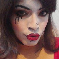 Mad Moxxi makeup  by Danonea