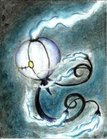 Chandelure by ZettaAwesome