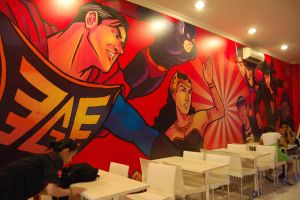 jagoan indonesia on comic cafe by numbo