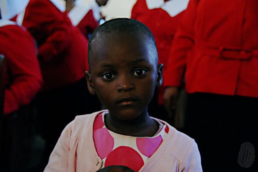 Little Girl, Big Eyes by AfricanObserver