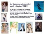 Sinned-angel-stock collection USB!!!! by Sinned-angel-stock