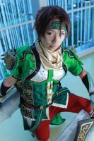 Guan Xing from Dynasty Warriors 8 by tsubaki706
