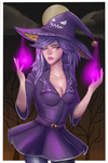 Witch by SharSharX