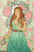 Rose Nouveau by zimmay