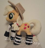 mlp Applejack (commission) by Little-Broy-Peep