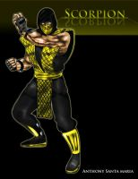 Classic Scorpion by Merderous3mpire